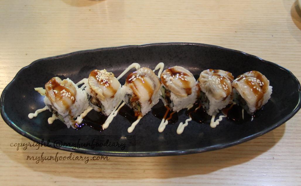 Sushi Tei Gandaria City Mall Tanshoku Hana Salmon Love It